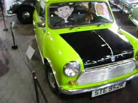 bean mini car youtube