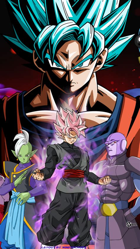 dragon ball super wallpaper for iphone dragon ball super wallpaper iphone x galleryimage co