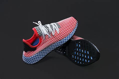 adidas originals unveils   deerupt shoe surface