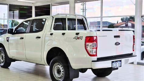 Stopl Ford Ranger 2013 1 Buah 2013 ford ranger px xl 3 2 4x4 white 6 speed automatic dual cab chassis