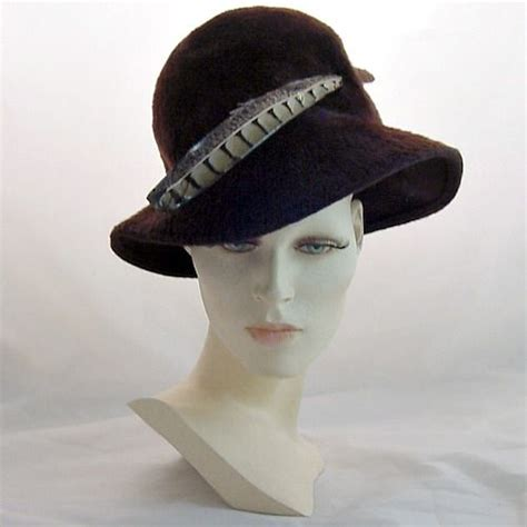 Pretty New Hats For by 60s Dowa New York Hat Pretty Sweet Vintage