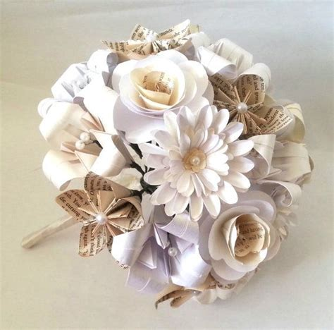 Origami Flower Wedding Bouquet - best 25 origami bouquet ideas on origami