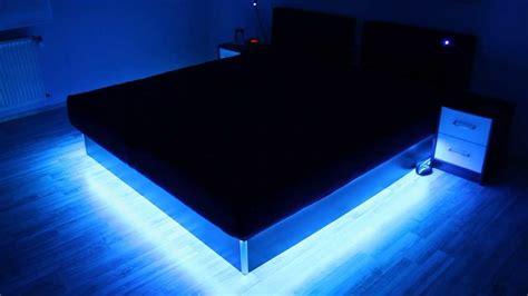 Wasserbett Quot Unterbodenbeleuchtung Quot