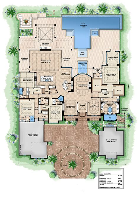 dream house blueprints dream house plans with pool www pixshark com images