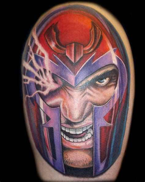 x men tattoo 20 awesome tattoos damn cool pictures