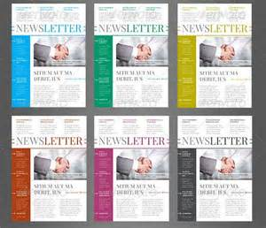 Best Newsletter Templates by 10 Best Indesign Newsletter Templates Graphic Design