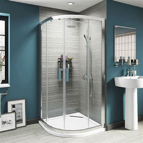 Showers Cubicles In Small Bathroom Bathroom Shower Cubicles Moods 900mm Hydro Quadrant Shower Cabin Enclosure Aqua Glass Bathroom