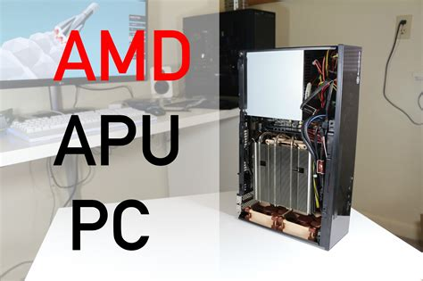 overkill amd apu home theatergaming pc  youtube
