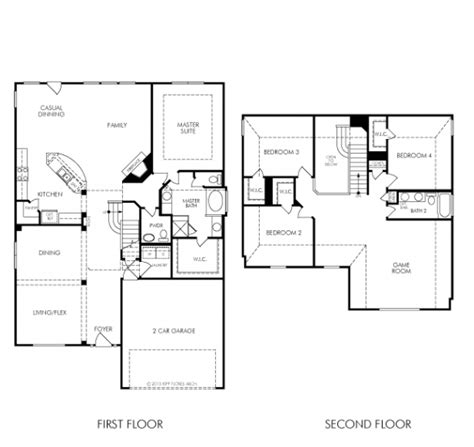 meritage home floor plans meritage homes frisco floor plans