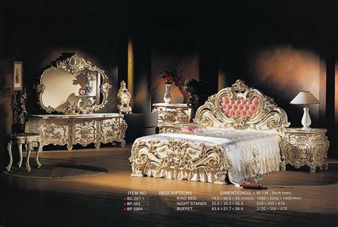 Expensive Bedroom Sets | china luxury bedroom set ksf lxb 001 china luxury