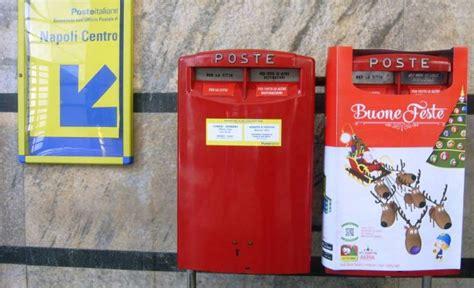 cassetta poste italiane cassetta postale in piazza matteotti per le letterine a