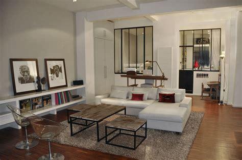 Brises Vues Ikea by R 233 Novation Partielle D Un Appartement Parisien Galerie