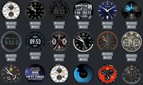 Cool Digital Clock by Pirated Smartwatch Faces Get Take Down Notices From Luxury