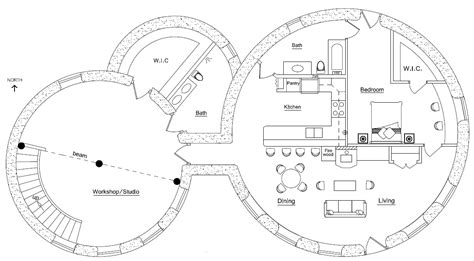 earthbag home plan earthbag house plans