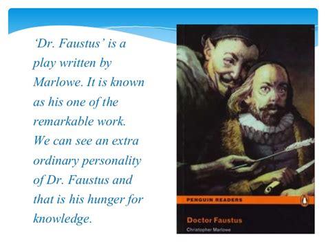 Faustus Tragic Essay by Doctor Faustus Essays