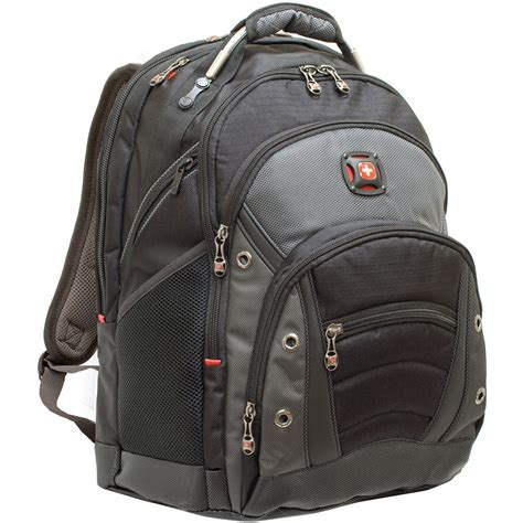 B Internationals Capriccio Laptop Bag The Bag by Swissgear Synergy 16 Quot Computer Backpack 27305140 B H Photo