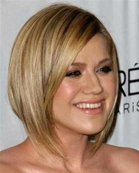 hairstyles for round faces short short haircuts trend october 2012