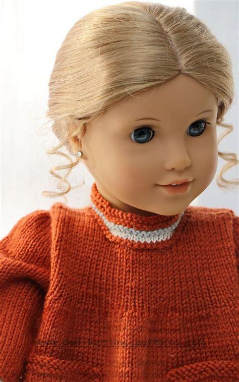 fashion doll knitting 18 best poppen kleertjes breien images on