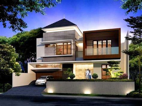 desain rumah indah desain rumah kantor interior tropisminimalis contoh