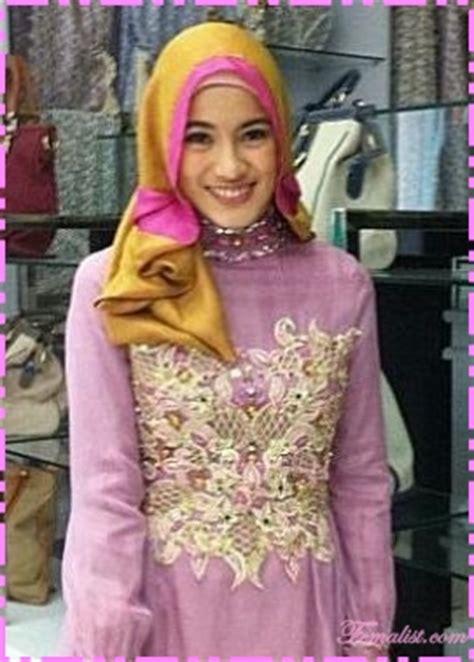 desain grafis hijab model hijab alyssa soebandono linda desain grafis