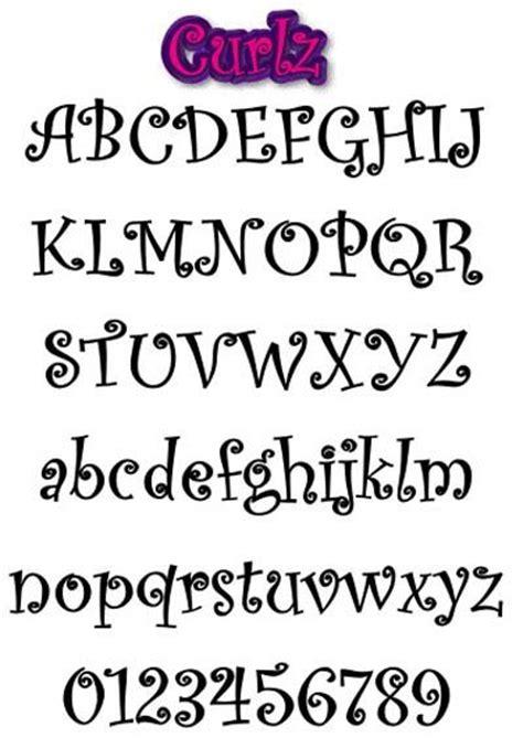 style font different font styles alphabet curlz style graffiti