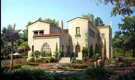 Spanish Villa Style Homes by Spanish Villa S Rich Interiors Dramatic Exteriors