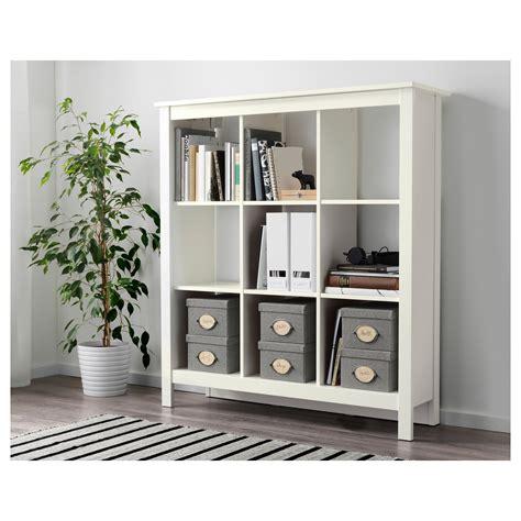 tomn 196 s shelving unit white 116x127 cm ikea