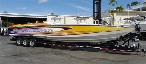 boat trailer parts new jersey lip ship performance cigarette racing team