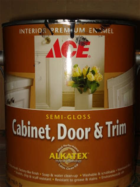 ace cabinet and trim paint honey oak s companion anything pretty
