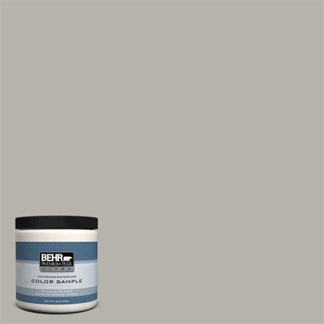 behr paint colors interior home depot behr premium plus ultra 8 oz ppu24 11 greige satin