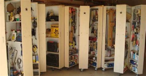 idee garage 15 id 233 es de rangements pour que votre garage soit la pi 232 ce