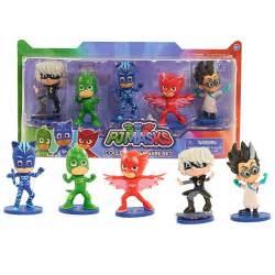 super pigiamini pj masks 5 personaggi giocattoli videogiochi ultragames toys
