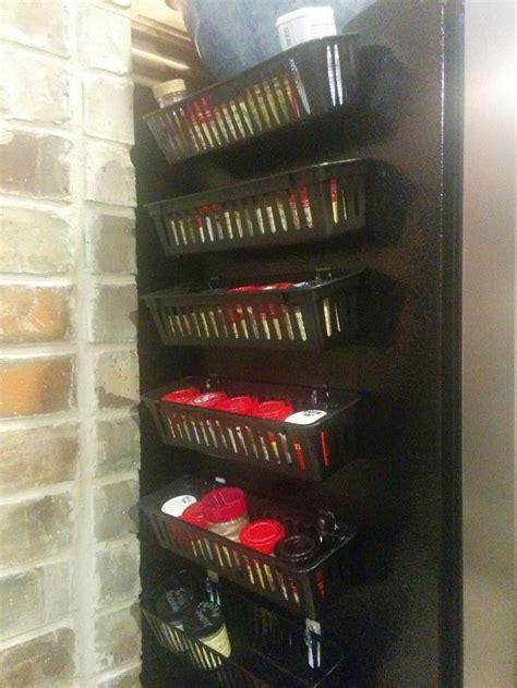 diy magnetic spice rack for refrigerator magnetic spice rack for refrigerator best spice racks