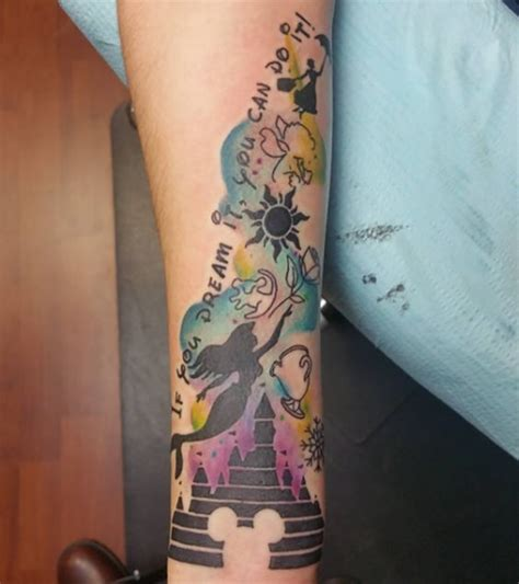 disney world tattoo policy awesome disney tattoos obsev