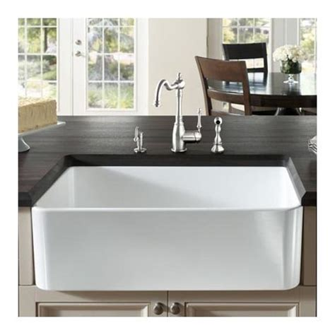 33 white farmhouse sink 50 best 33 inch white farmhouse sink