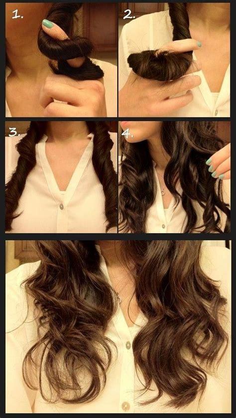 kako isvjetliti kosu kako nakovrčati kosu bez ičega frizure hr