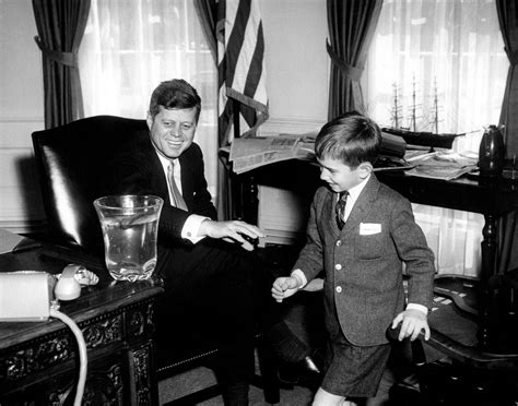 Jfk Jr And The Material Almost Did It by Ar6420 B President F Kennedy With Robert F Kennedy