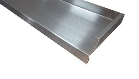 fensterbank metall fensterbank titanzink kupfer ausladung bis 325mm metall in