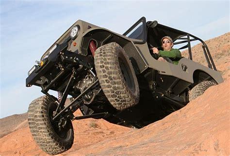Icon Jeeps Icon Cj3b 4x4 Jeep