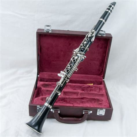 Buffet Clarinet For Sale Buffet Cron E11 Wood Bb Clarinet Excellent Condition