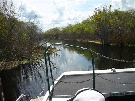 boat rides near melbourne fl c holly fishing airboats in melbourne c holly