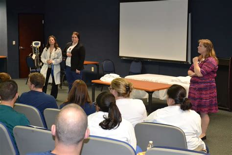 Jacksonville Mba Accreditation by Jacksonville Holds An Allied Health Interdisciplinary