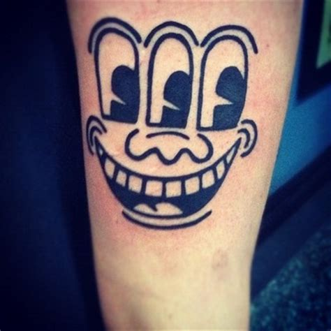 haring art and tattoos and snuff pinterest