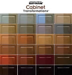 Rustoleum Cabinet Transformation Colors Rust Oleum Cabinet Transformations