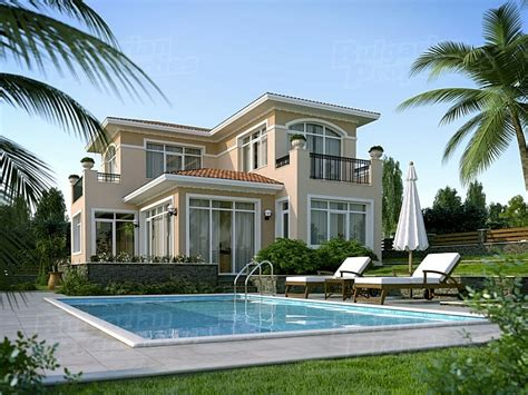 luxury project sunset villas near bulgaria