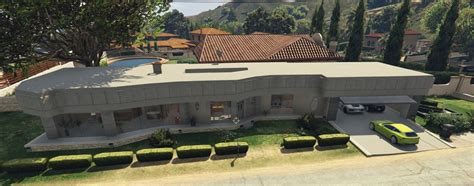 gta 5 houses modern house update gta5 mods com