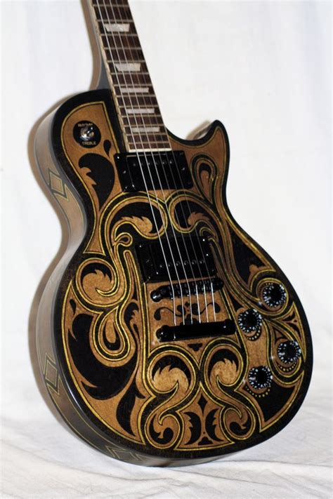 Best Handmade Guitars - custom guitar designs artwork www pixshark images