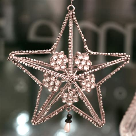 Charme De Provence by Charme De Provence Weihnachtsstern Mit Perlen