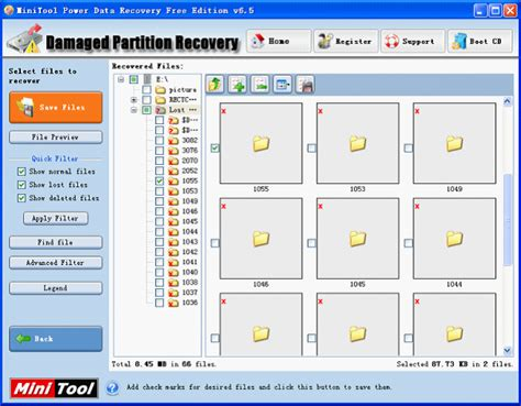 Recovery Harddisk minitool tips to maintain and manage data in daily