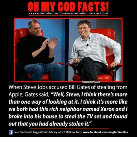 Bill Gates And Steve Jobs Meme - 25 best memes about bill gates bill gates memes